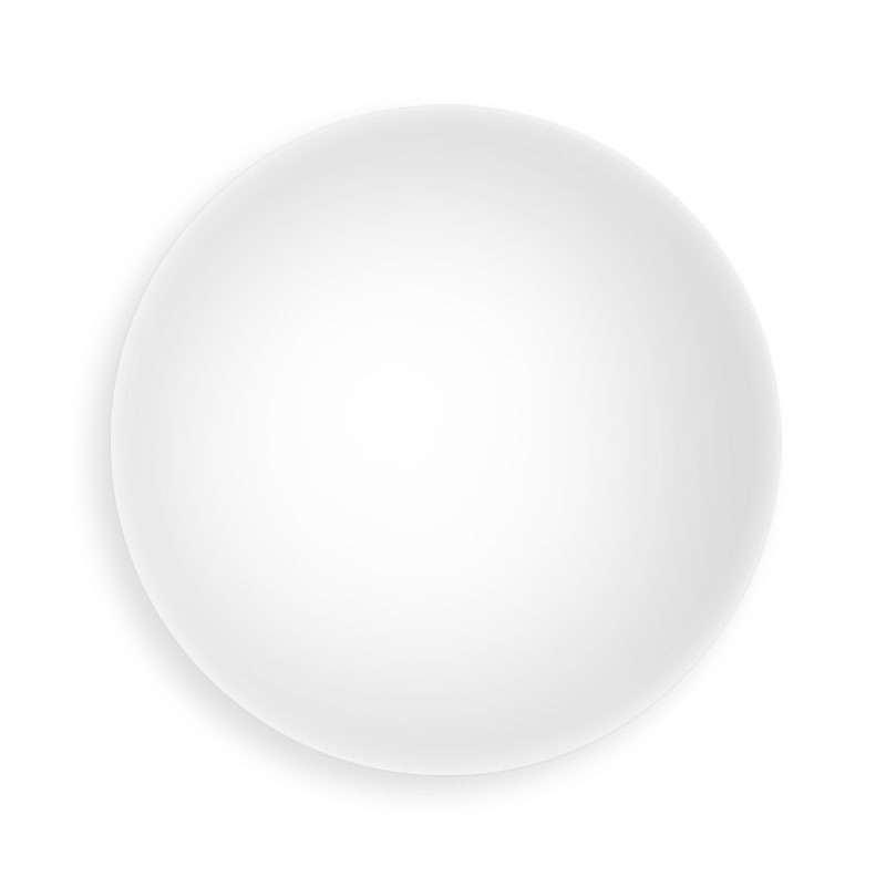 Boule lummineuse led 60cm, Blanc froid